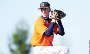 Senior Ryan Taylor broke the Gettysburg record for career innings pitched and has a stellar 2.05 ERA.