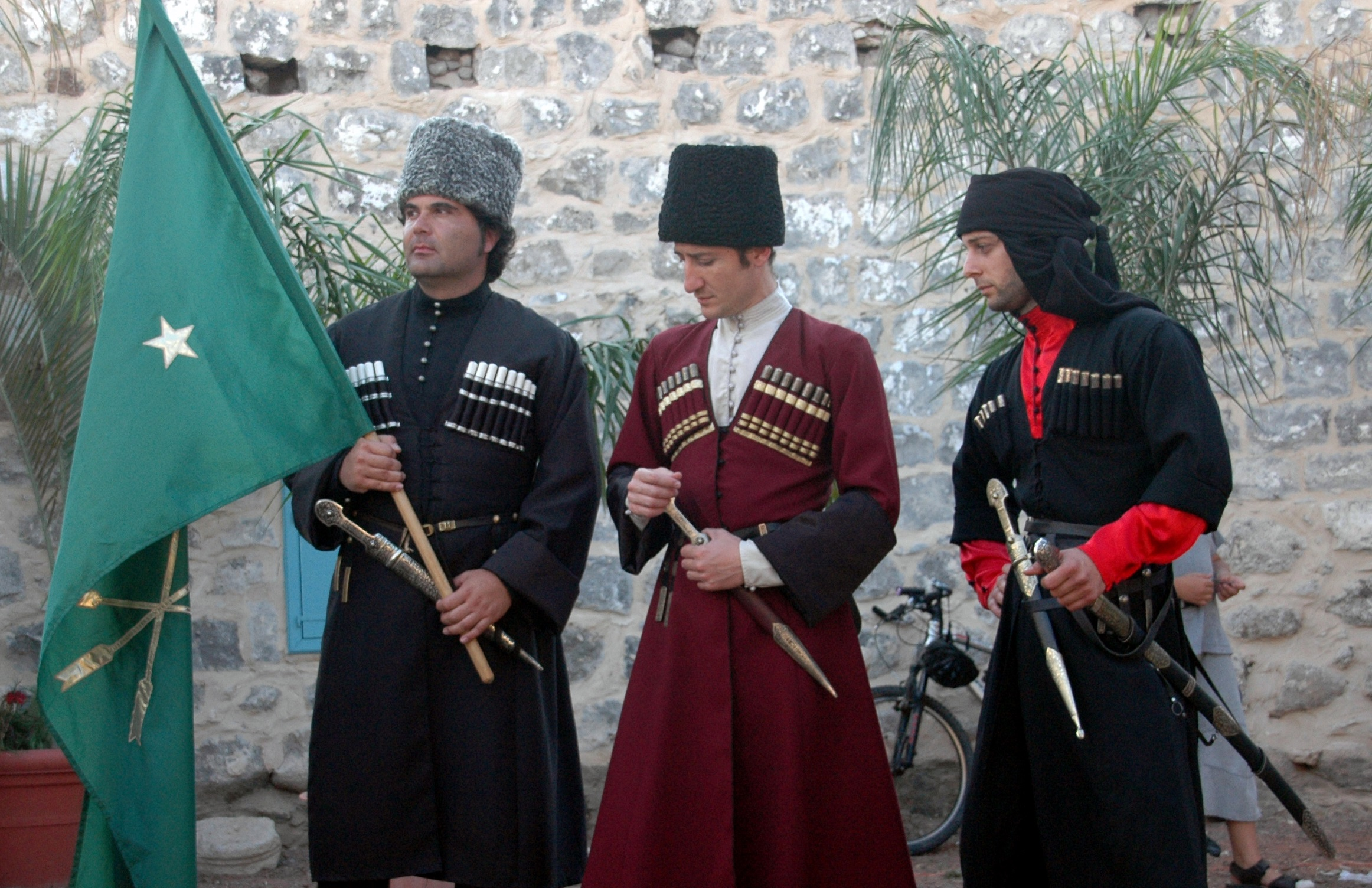 Circassians_in_Israel