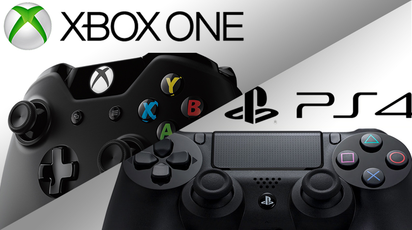 "Microsoft's Xbox One and Sony's Playstation 4 are competing for the position of ""Best Next Generation Console."""