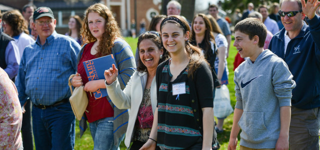 By Margarita Delgado, News Editor The Gettysburg College campus was particularly crowded this past weekend. Hundreds of unrecognizable students milled about with their families, dressed in dark navy blue t-shirts,...