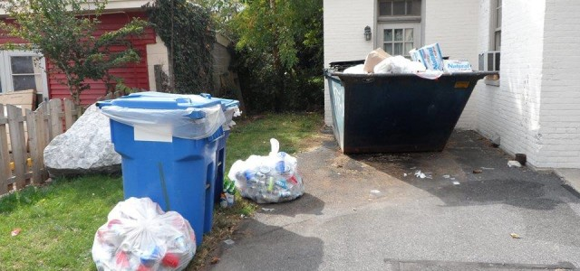 By Brendan Raleigh,News Editor Gettysburg College began its Greek Recycling Program last semester as a way of encouraging and helping fraternities to recycle more of their Currently the college's fraternities...