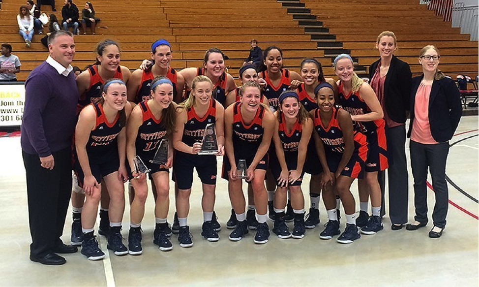 Photo courtesy of gettysburg.edu. Gettysburg won the Frostburg State Tip-off Tournament for the third year in a row.