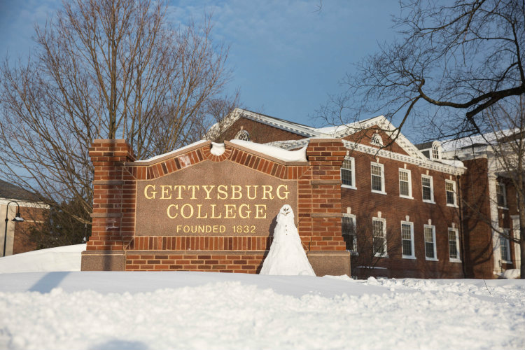 Photo credit gettysburg.edu