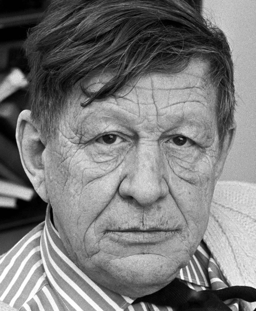 Poet W.H. Auden. Photo credit astendig.com
