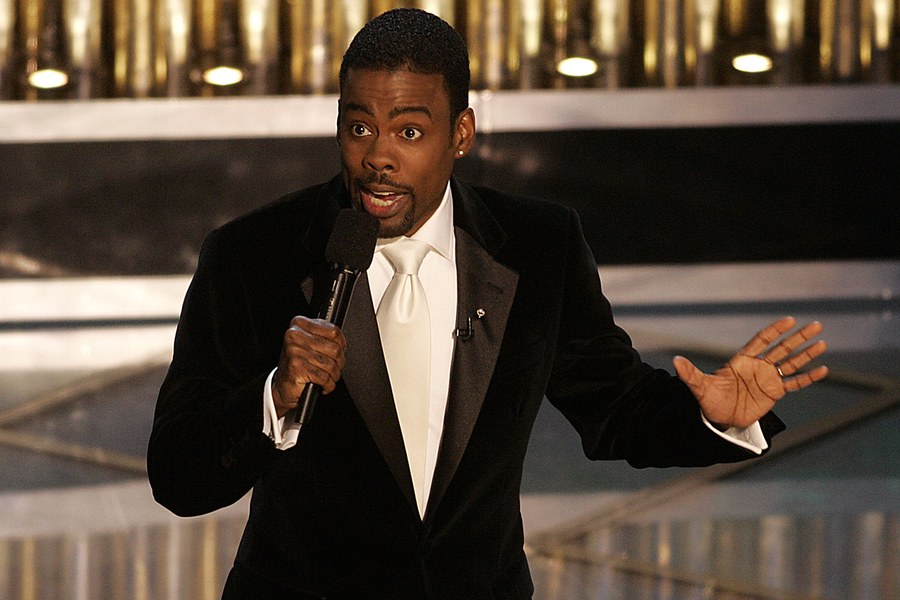Chris Rock addressed racism in Hollywood as the host of the 88th Academy Awards. Photo courtesy of vanityfair.com