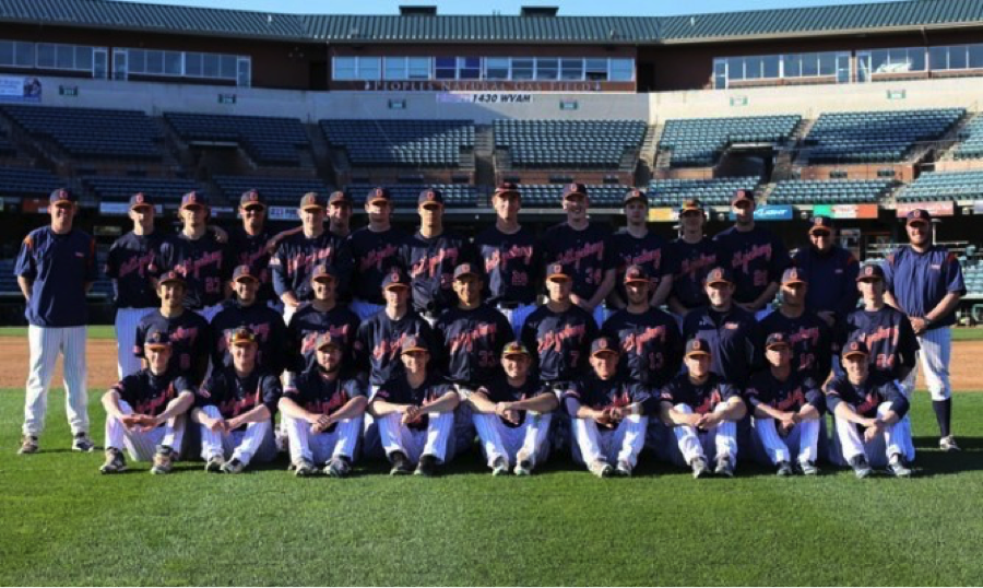 The Gettysburg baseball team currently ranks second in the Centennial Conference standings. Photo Credit: Gettysburg Athletics