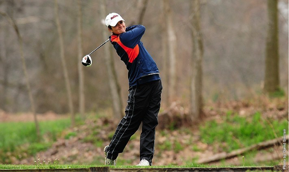 Sophomore Samantha Sessa earned her sixth weekly Centennial Conference Golfer of the Week honor.