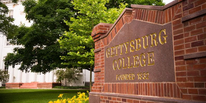 Photo credit: Gettysburg College