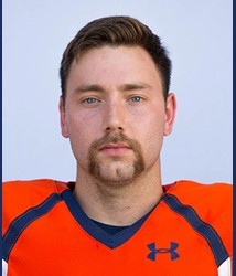 Senior Danny Thompson scored two touchdown passes in Saturday's game against Ursinus College. Photo Credit: gettysburgsports.com