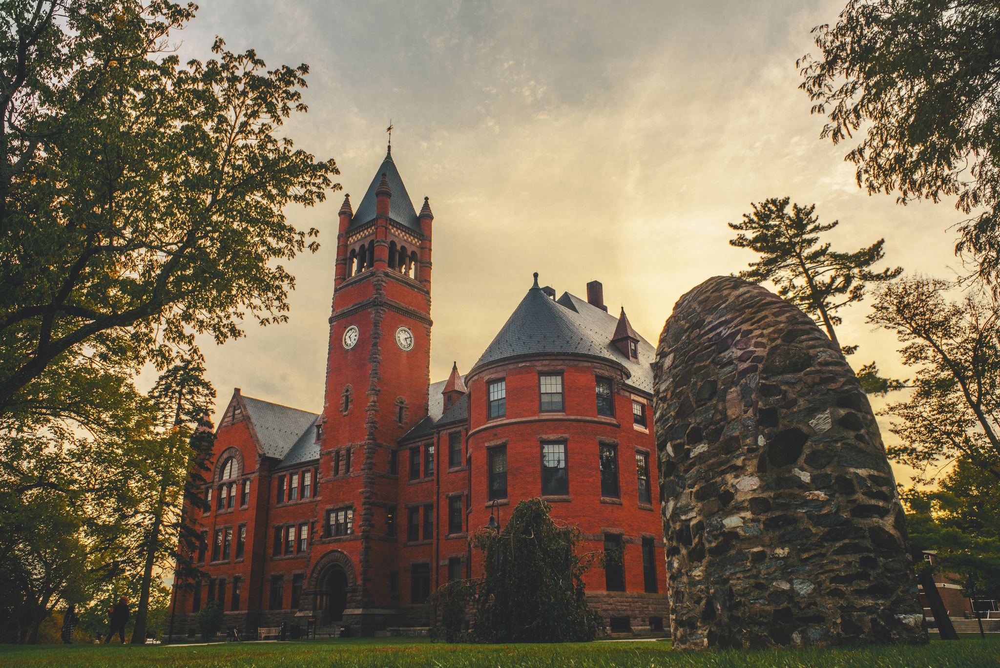 Glatfelter Hall (Photo courtesy of Gettysburg College)