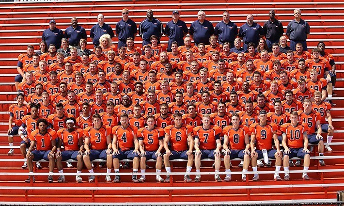 Gettysburg football stands 2-3 for the season in the Centennial Conference. Photo Credit: David Sinclair, GC C&M
