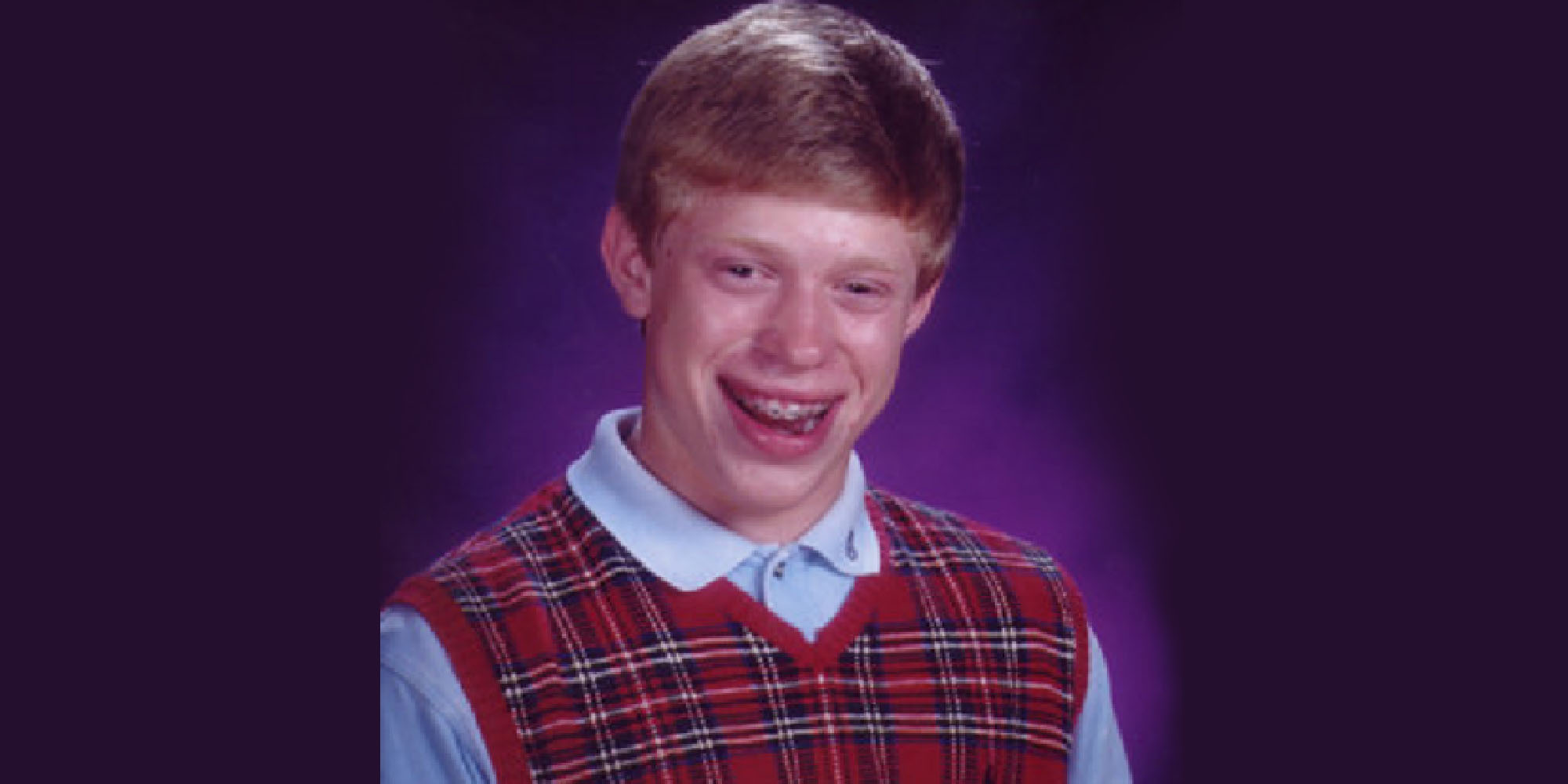 Meme Bad Luck Brian Meme of the Week: Bad ...