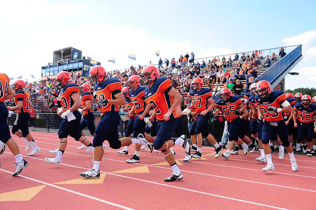 Photo courtesy of Gettysburg College Athletics