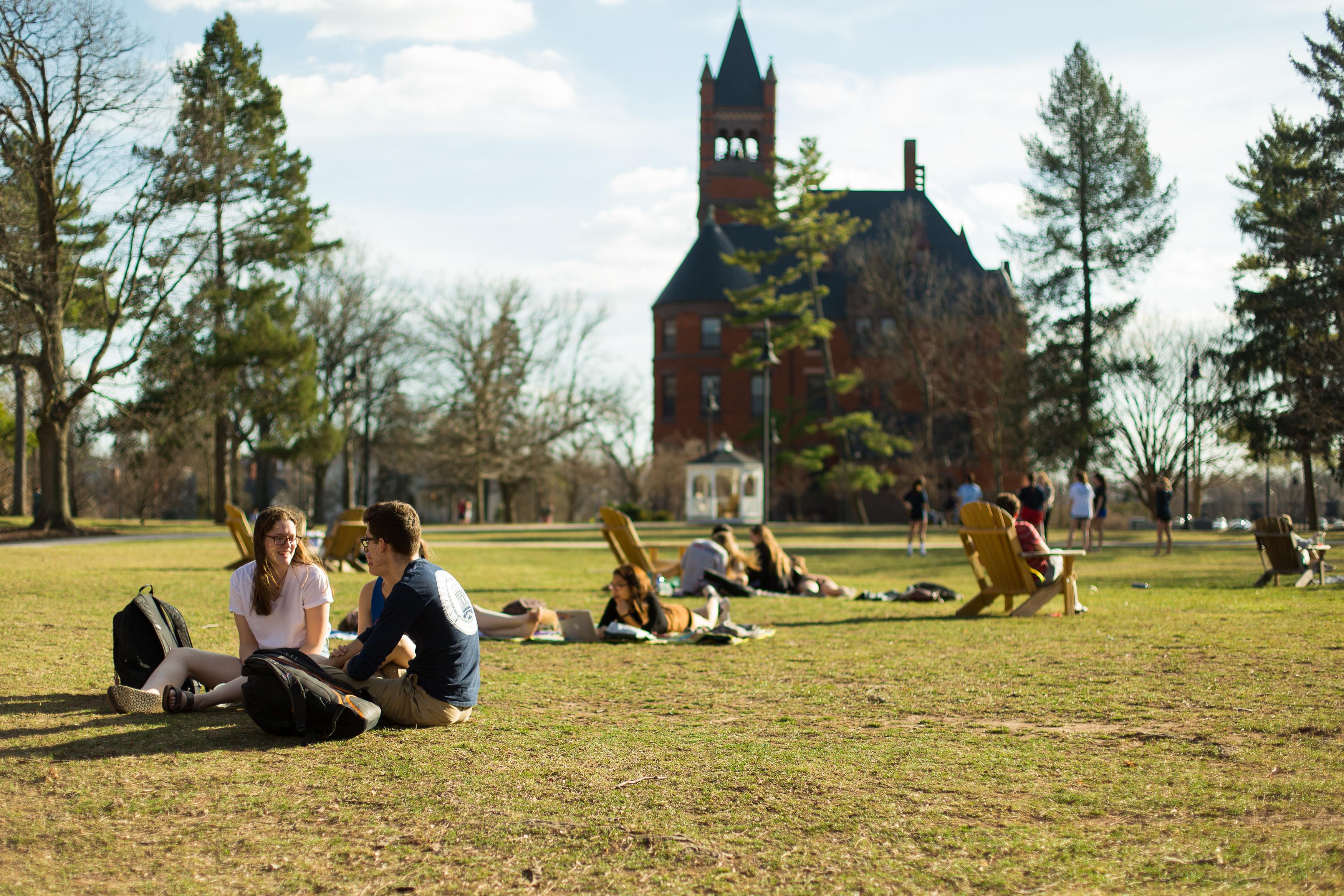 Photo credit: Gettysburg College Flickr