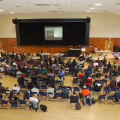 Teach-ins highlight contemporary issues at Student Solidarity Rally