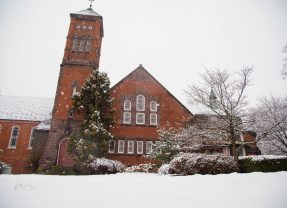 Snow Forecast This Weekend at Gettysburg College