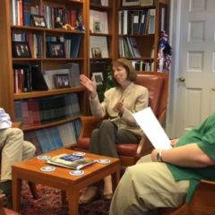 JMR Discusses Tuition, Campus Climate, Freedom of Speech in Digital Town Hall