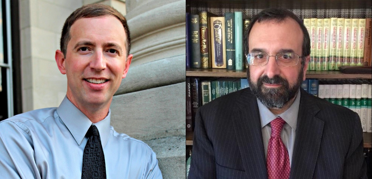 Todd Green (left) and Robert Spencer (right) are both set to visit campus in the coming week to offer their viewpoints on Islam. Photo Credit: Twitter