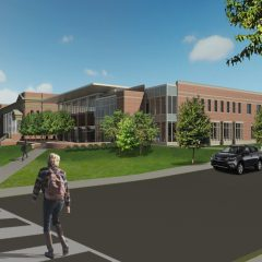 Sweeping renovations to college buildings set to begin over summer