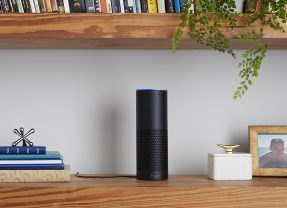 Junior programs a new skill for Amazon Echo