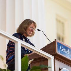 Gettysburg College President Janet Morgan Riggs to Retire in June 2019