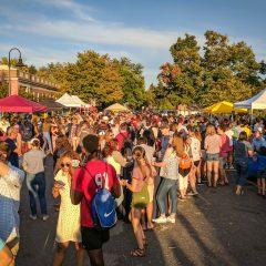 International Food Festival Brings Campus Together
