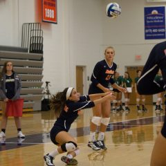 Bullets Volleyball Spikes Past 1000 Wins