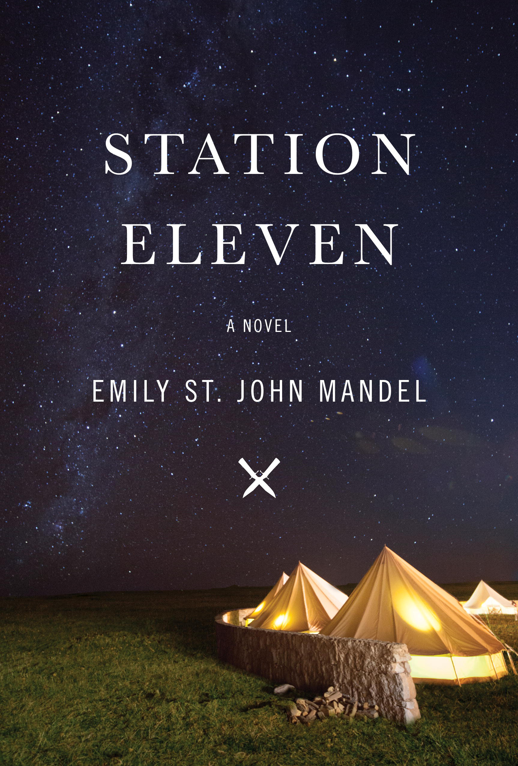 Station Eleven by Emily St. John Mandel was chosen as this year's Common Reading title for the Class of 2021