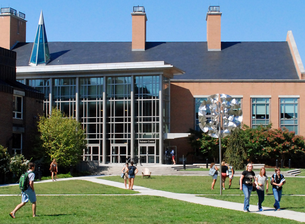 The Science Center at Gettysburg College (Photo courtesy of Gettysburg College)