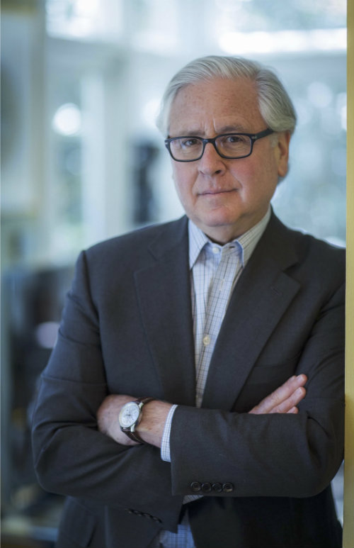 Howard Fineman will be the 2018 Commencement Speaker at Gettysburg College (Press photo)