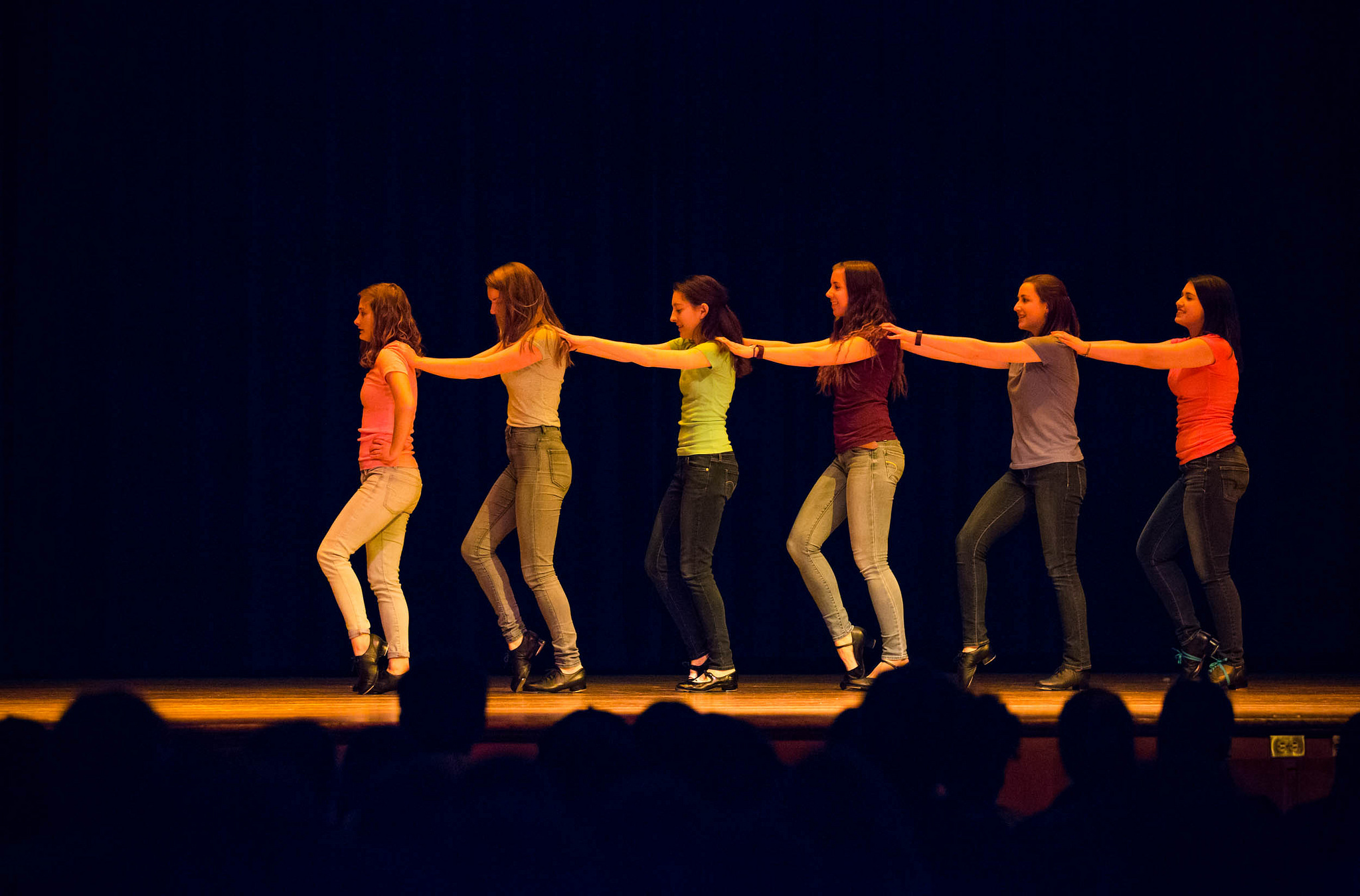 A file photo from a 2016 Dance Ensemble performance (Photo courtesy of Gettysburg College)