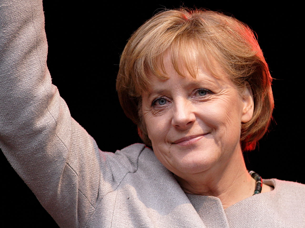 Angela Merkel recently won another term as Chancellor of Germany, but not without the emergence of a new far-right party (Photo courtesy of Wikimedia Commons)