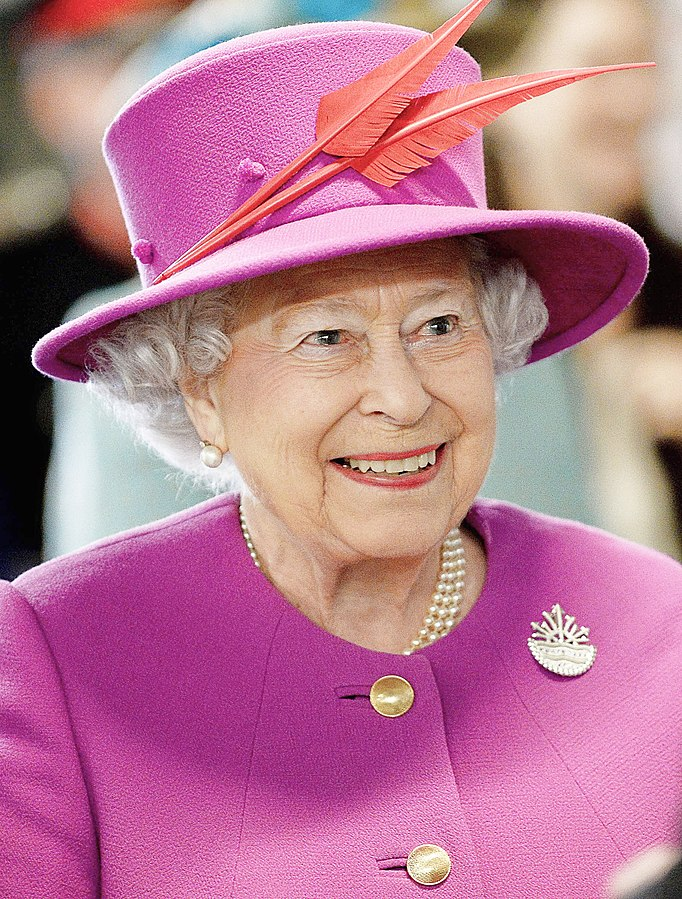 Queen Elizabeth II (Photo courtesy of Wikimedia Commons)