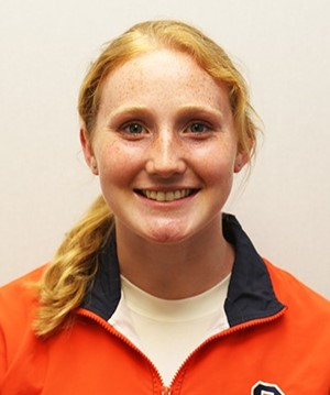 Junior Sarah Rinehart (Photo Courtesy of Gettysburg College Athletics).