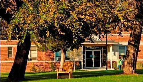 Gettysburg College Health Center (File photo)