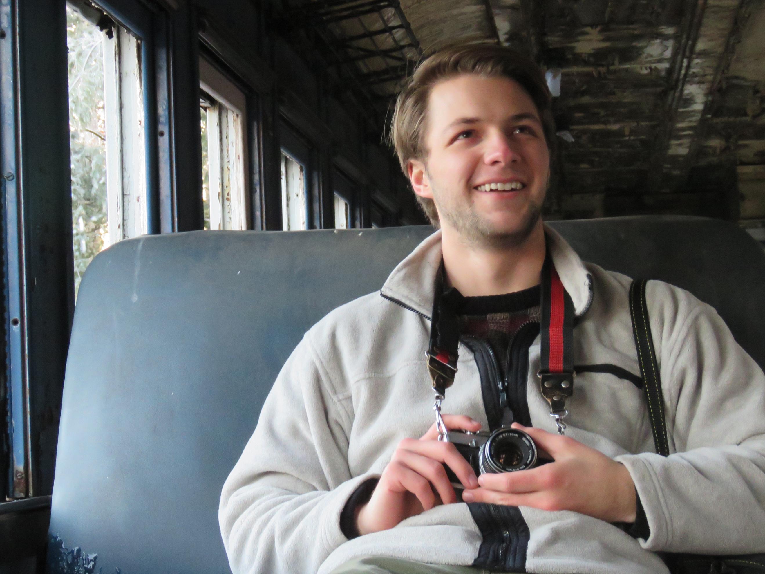 (Photo Alex Bobeczko / The Gettysburgian & Humans of Gettysburg College)