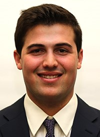 Senior Brad DeMartino (Photo Courtesy of Gettysburg College Athletics).