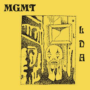 MGMT Little Dark Age Album Cover (Fair use)