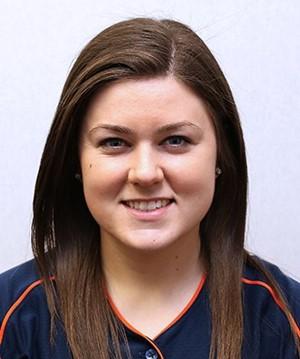 Senior Aileen Reilly (Photo Courtesy of Gettysburg College Athletics).