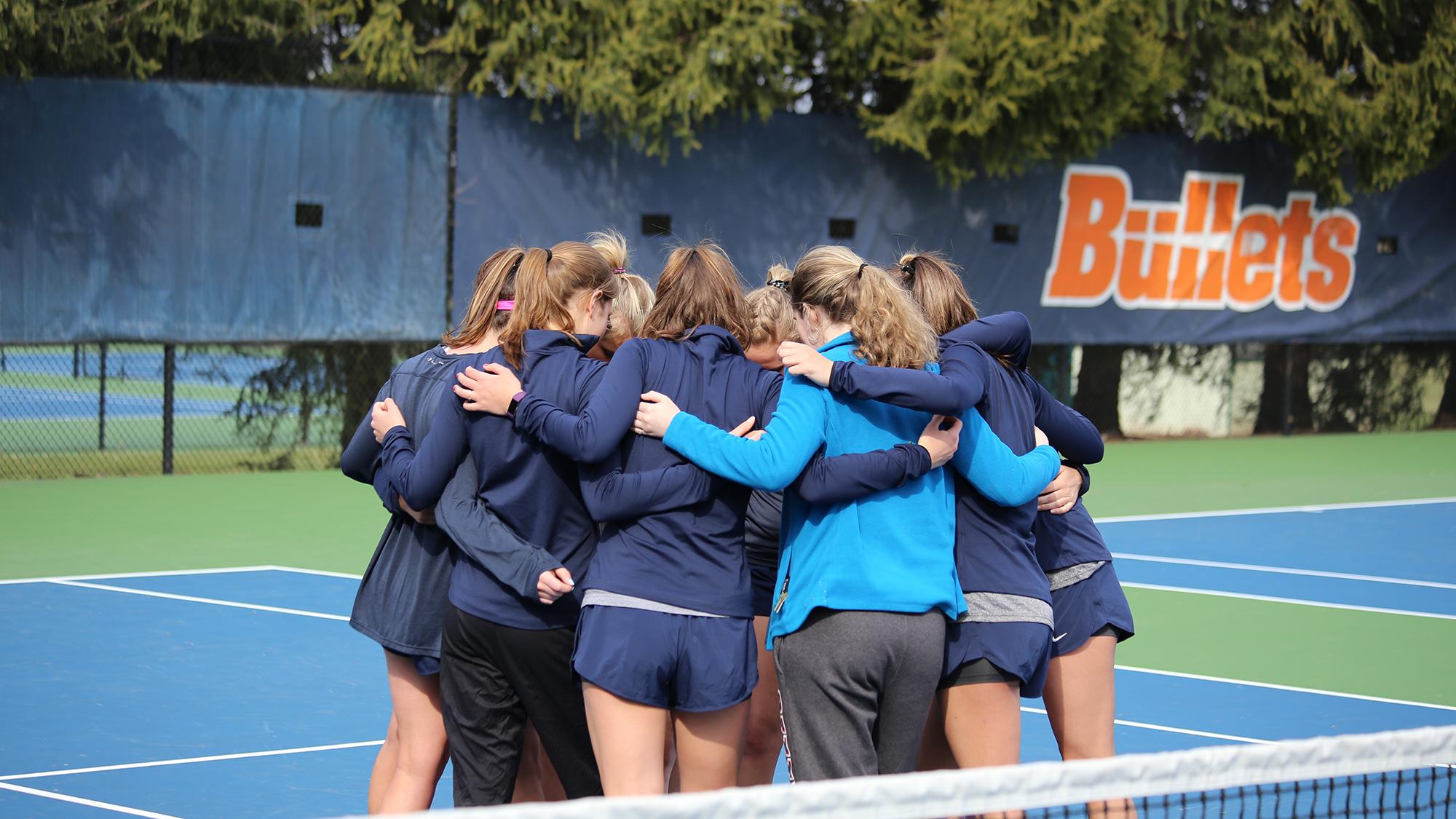 Women's Tennis Beats Johns Hopkins in First Wii match ...