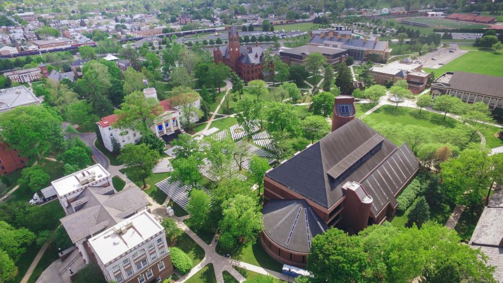 Gettysburg College Commencement 2016 (Photo Stan Perry/Gettysburg College)