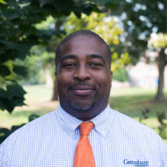 On Target Interview: Darryl Jones on Building More Diversity at Gettysburg College