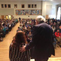 Holocaust Survivor David Tuck Speaks at Gettysburg