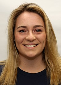 Erica Paul (Photo courtesy of Gettysburg College Athletics)