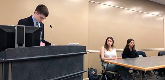 Student Senate to Hold New President, Secretary Elections in Wake of Allegations of Voter Intimidation
