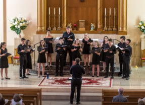 """Lux"" Chamber Choir Will Perform in Gettysburg on Sunday"