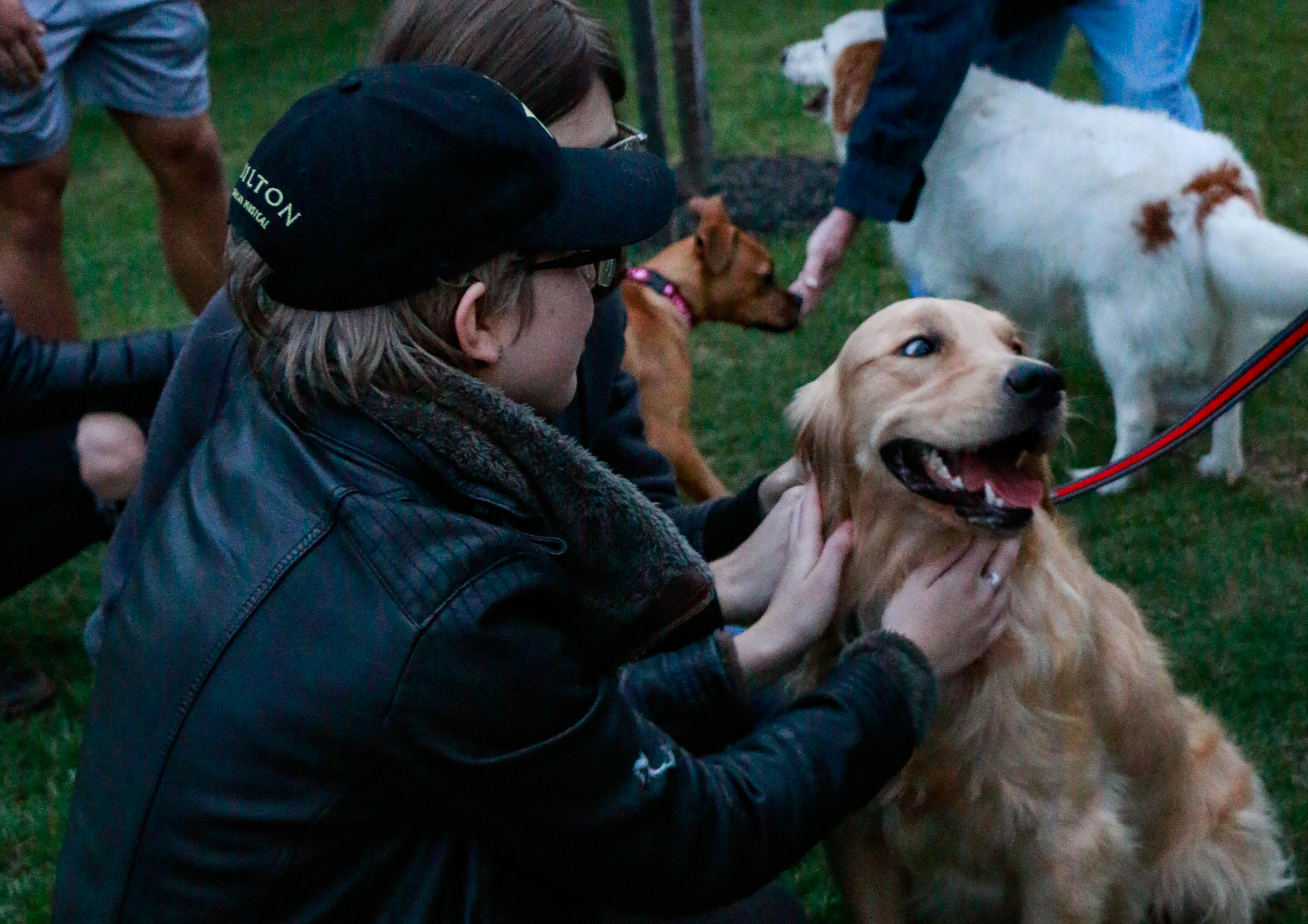 The new CUB also provides an expanded venue for the ever-popular Dog Days (Photo Merlyn Maldonado/The Gettysburgian)