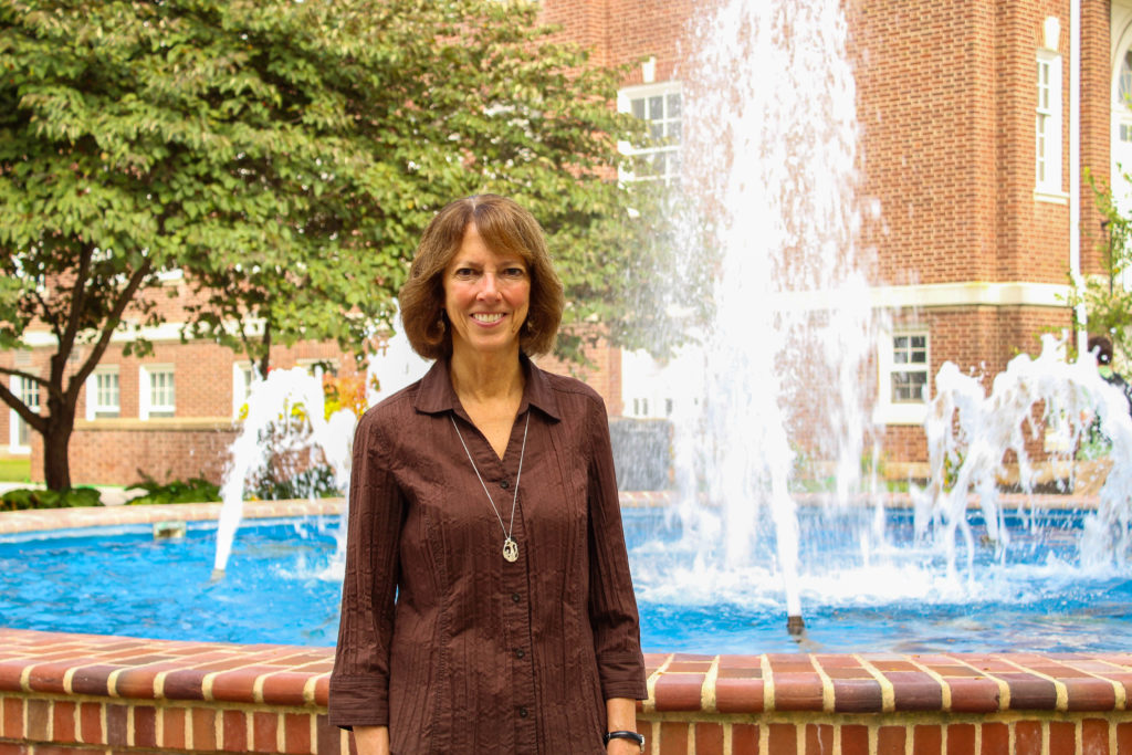 Gettysburg College President Janet Morgan Riggs (Photo Mary Frasier/The Gettysburgian)