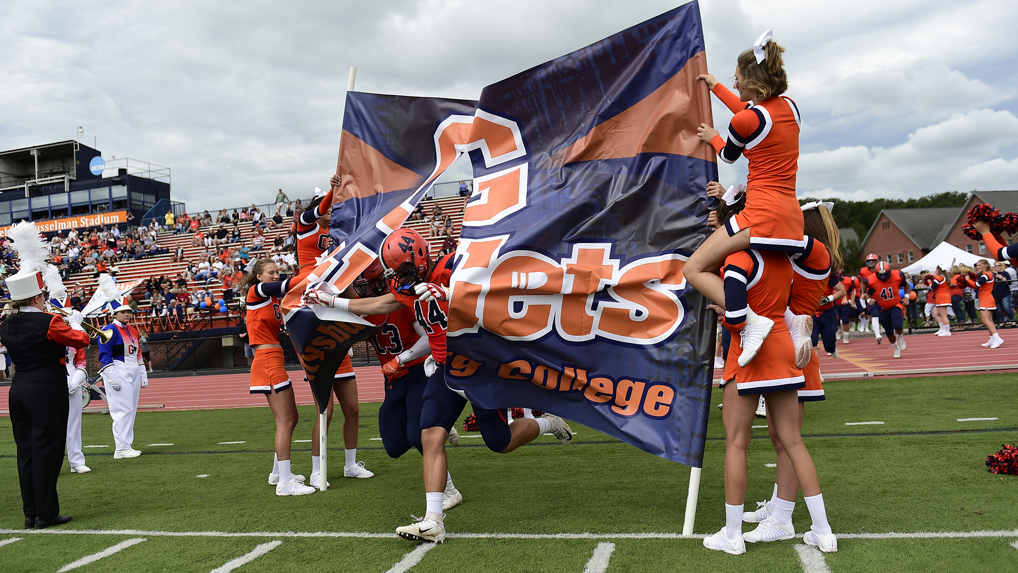 Gettysburg has dropped its first four games to start the year (Photo courtesy of Gettysburg College Athletics)