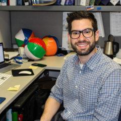 Faculty Spotlight: Gregory Suryn